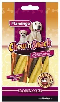 Flamingo gedrehte Kausticks CHEW'N Snack Rind+Huhn (100 g)