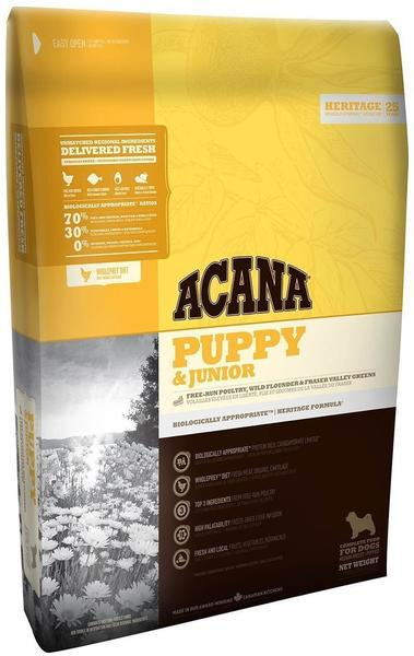 Acana Heritage Puppy & Junior (11,4 kg)