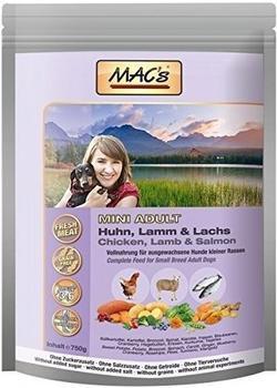 MACs Adult Mini Huhn, Lamm Lachs