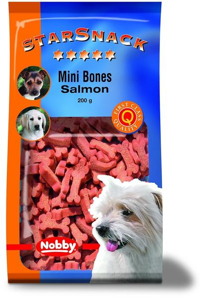 Nobby StarSnack Mini Bones Salmon 10 kg