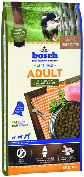 bosch Adult Geflügel & Hirse (15 kg)