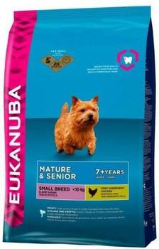 Eukanuba Senior small breed with chicken (3 kg)