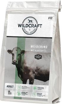 Wildcraft Weiderind mit Kartoffel (1 kg)