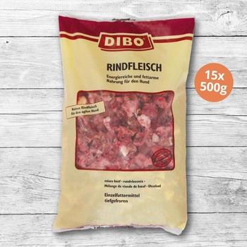 Dibo - Rindfleischgemisch 12 x 500g
