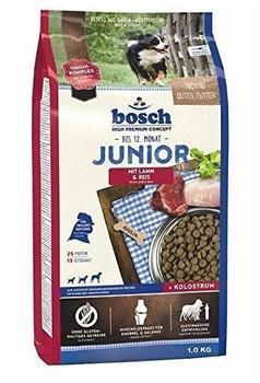bosch High Premium Concept Junior Lamm & Reis (1 kg)