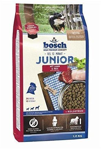 bosch High Premium Concept Junior Lamm & Reis (1 kg)