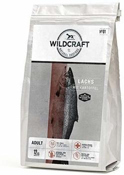 Wildcraft Lachs mit Kartoffel (4 kg)