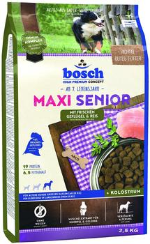bosch High Premium Concept Maxi Senior Geflügel & Reis (2,5 kg)