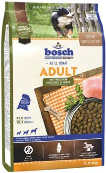 bosch High Premium Concept Adult mit frischem Geflügel & Hirse (3 kg)