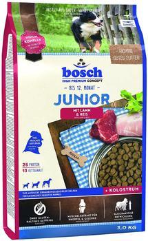 bosch High Premium Concept Junior mit Lamm & Reis (3 kg)