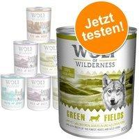 Wolf of Wilderness Wild Hills Ente 5 x 800 g