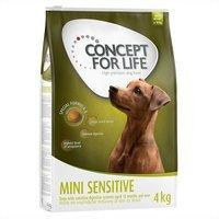 Concept for Life Mini Sensitive - 4 kg