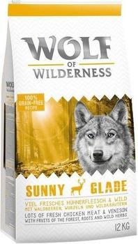 Wolf of Wilderness Adult Sunny Glade Wild 12 kg
