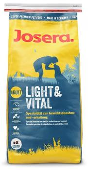 Josera Light & Vital (15 kg)