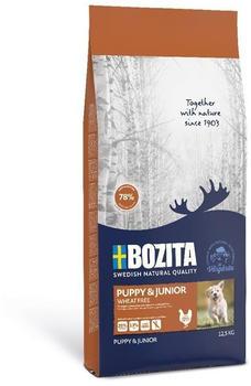 Bozita Naturals Puppy & Junior (12,5 kg)