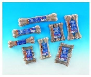 Nobby Hunde-Hunde-Kauknochen gepresst 5er Pack, 3er Pack (3 x 125 g)