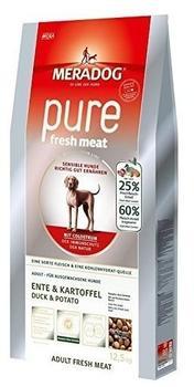 Mera Dog Pure Fresh Meat Ente & Kartoffel (12,5 kg)