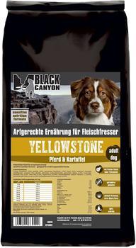 Black Canyon Yellowstone mit Pferd & Kartoffel 5kg
