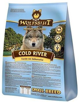 WOLFSBLUT Cold River Small Breed 500 g