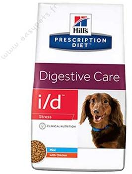 Hills Prescription Diet Canine i/d Stress Mini 5 kg