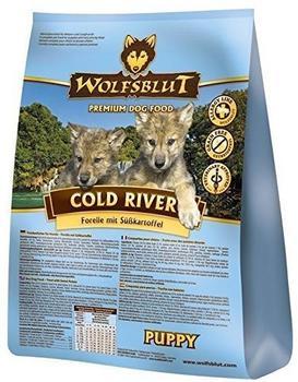 Wolfsblut Cold River Puppy (15 kg)