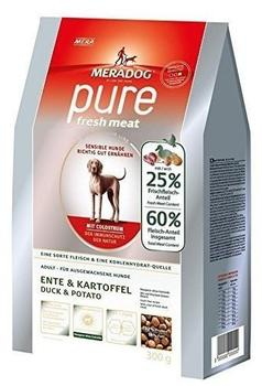Mera Dog MD Pure FreshM Ente+Kart. 300g
