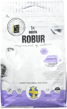 Bozita Robur Sensitive Single Protein Lamb 1er Pack (1 x 3 kg)