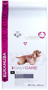 Eukanuba Eukanuba Daily Care Sensible Haut (12 kg)