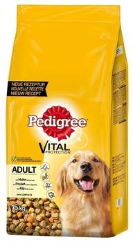 Pedigree Vital Protection Adult - Chicken and vegetables (15 kg)