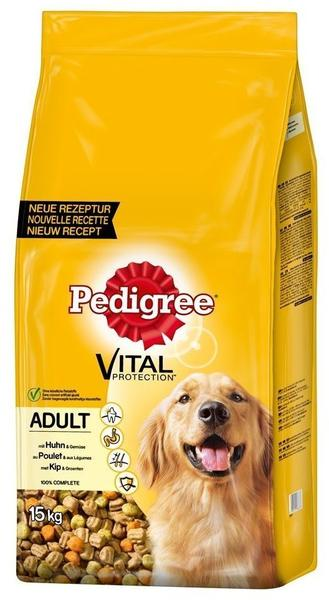 Pedigree Vital Protection Adult - Chicken and vegetables (15 kg)