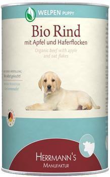 herrmanns-welpe-bio-rind-mit-apfel-und-haferflocken-12er-pack-12-x-400-g