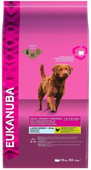 Eukanuba Adult Weight Control large (15 kg)