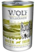 Wolf of Wilderness 12 x 400 g Wold of Wilderness Oak Woods Wildschwein