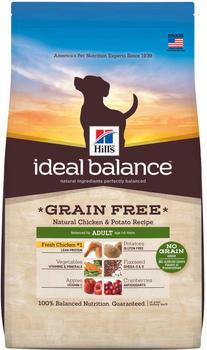 Hill's Canine Ideal Balance No Grain Huhn & Kartoffel (2 kg)