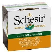 Schesir Dog Hühnchenfilets mit Aloe 150 g