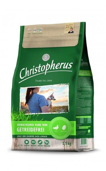 Allco Christopherus Getreidefrei Mini Ente 1,5 kg