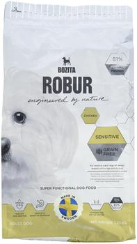 Bozita Robur Sensitive Grain Free Chicken 1,25 kg)