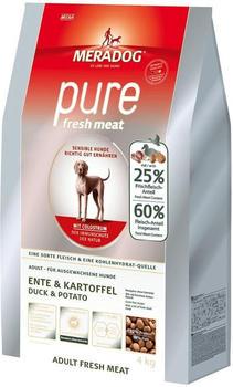Mera Dog Pure Fresh Meat Ente & Kartoffel 4 kg