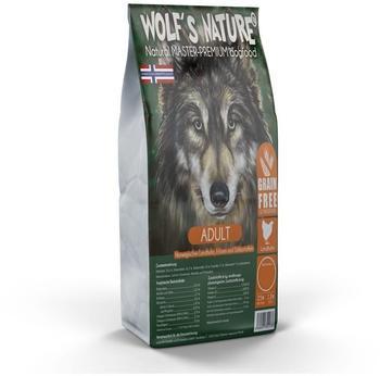 Wolf`s Nature Adult Landhuhn (8 kg)