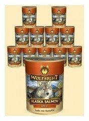 Wolfsblut Alaska Salmon 395g
