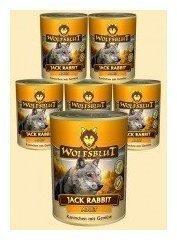 WOLFSBLUT Jack Rabbit 6 x 800 g