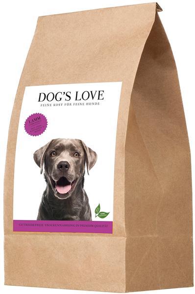 Dog's Love Lamm mit Süßkartoffel & Erbsen (12 kg)