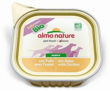 Almo Nature Daily Menu BIO Puppy Huhn (100 g)