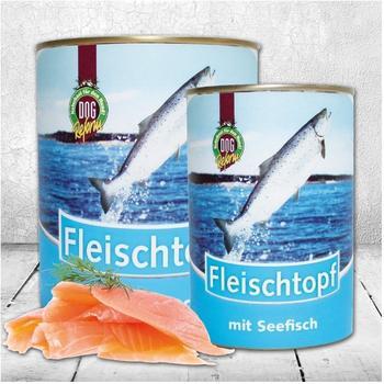 Schecker Dogreform Fleischtopf mit Seefisch (410 g)