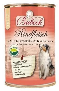 Bubeck Rindfleisch mit Kartoffeln & Karotten (400 g)