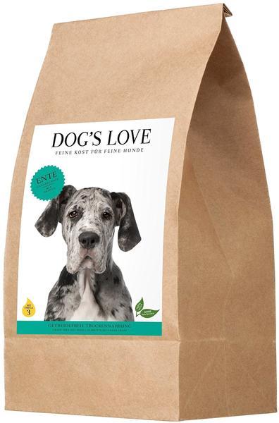 Dog's Love Ente mit Süßkartoffel & Orange (2 kg)