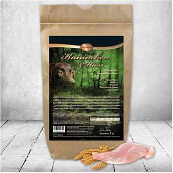 Schecker Premium Kaninchen & Hirse 3 kg Trockenfutter