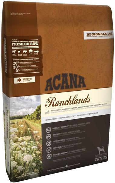 Acana Regionals Ranchlands (11,4 kg)