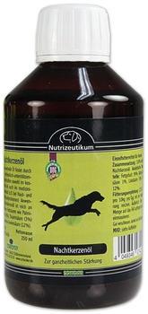 Schecker Nachtkerzenöl 250 ml (Hundefutter, Hundenahrungsergänzung)