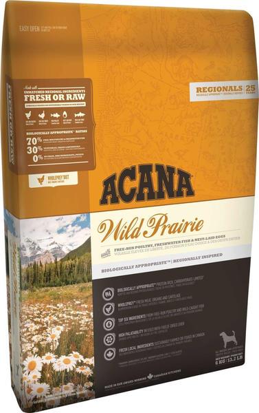 Acana Regionals Wild Prairie 11,4 kg